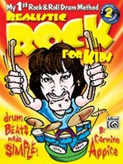 Realistic Rock For Kids: Book And CD
