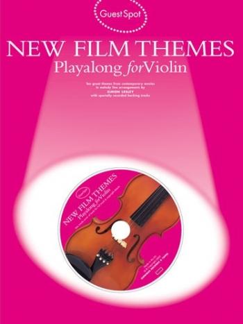 Guest Spot: New Film Themes: Violin: Book & CD