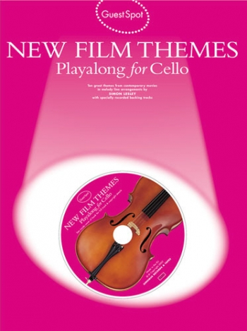 Guest Spot: New Film Themes: Cello: Book & CD