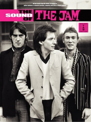 The Sound Of The Jam: Guitar Tab