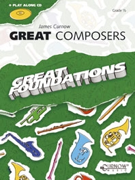 Great Composers: Clarinet: Book & CD