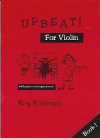 Upbeat Book 1: Violin