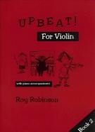 Upbeat Book 2: Violin