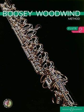 Boosey Woodwind Method: Flute: Book 2 Book & CD