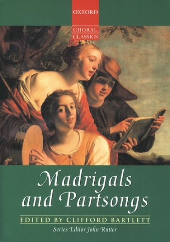 Madrigals And Partsongs: Vocal (bartlett)