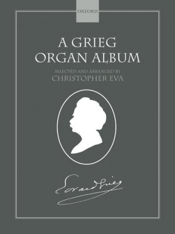 Grieg Organ Album: Organ