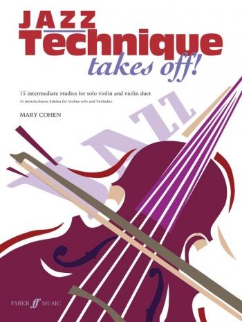 Jazz Technique Takes Off: Violin (Cohen)