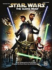 Star Wars: Selections From The Clone Wars: Piano Solos