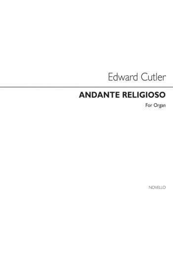 Andante Religioso (Archive Copy): Organ