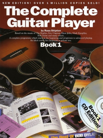 Complete Guitar Player: Book 1: Tutor: New Edition : Bk &Cd