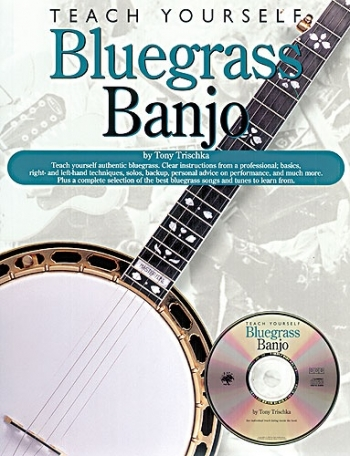 Teach Yourself Bluegrass Banjo: Book & CD