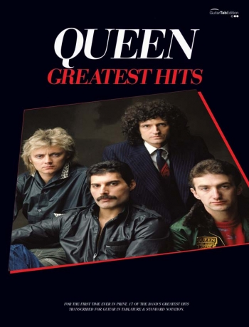Queen: Greatest Hits: Vol 1: Guitar Tab