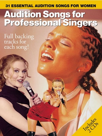 Audition Songs For Professional Singers: Book & Cd