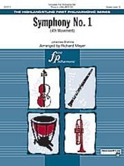 Symphony No1: 4th Movement: First Philharmonic: Parts Orchestra  (Grade 2)