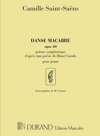 Danse Macabre: Op.40: Orig Editon: Piano