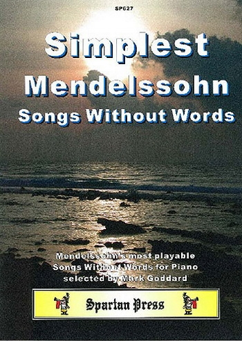 Simplest Mendelssohn Songs Without Words