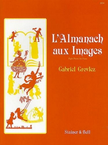 L Almanach Aux Images: Piano  (Stainer & Bell)