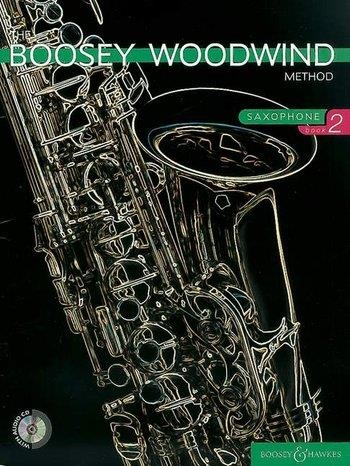 Boosey Woodwind Method: Alto Saxophone: Book 2