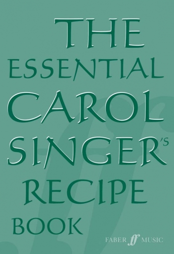 Essential Carol Singer-vocal-4 Pack Free Recipe Book