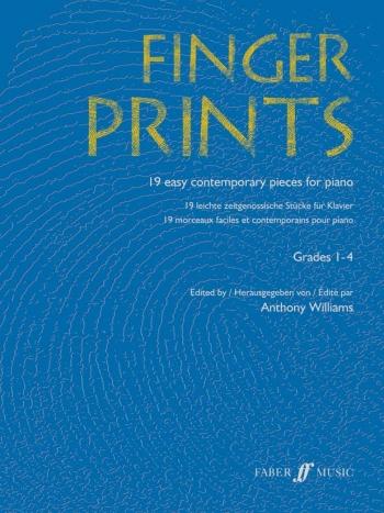 Finger Prints: Grade 1-4