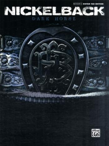 Nickelback: Dark Horse:  Album: Authentic Guitar Tab Edition