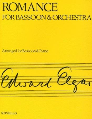 Romance: Bassoon & Piano (Novello)