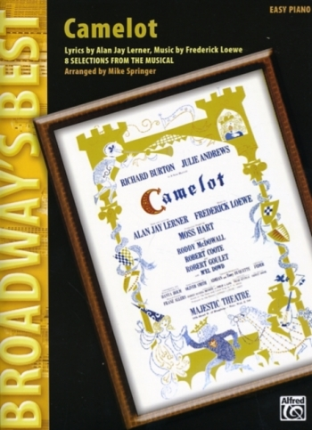 Broadways Best: Camelot: Easy Piano: Album