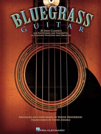 Bluegrass Guitar: 10 Solo Classics