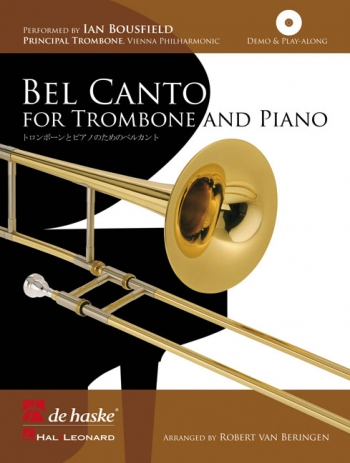Bel Canto: Trombone & Piano: Bk&cd