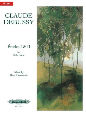 Etudes: Vol.1 and 2: Piano  (Peters)