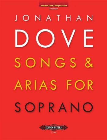 Songs And Arias For Soprano: Vocie And Piano (Peters)