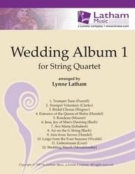 Wedding Album 1: String Quartet (arr Latham)