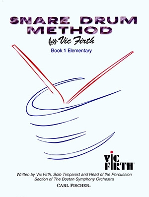 Vic Firth Snare Drum Method: 1
