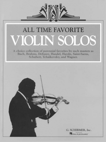 All Time Favourite Violin Solos (ed3476)