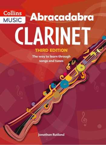 Abracadabra Clarinet: Pupils Book Third Edtion: Book Only (Rutland) (A & C Black)