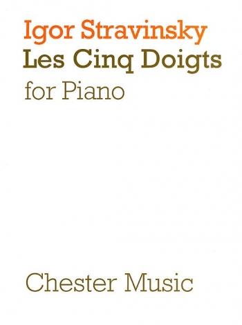 Les Cinq Doigts: Piano (Chester Ed)