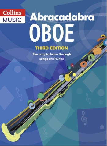 Abracadabra Oboe Book only Third Edtion (Mckean)  (A & C Black)