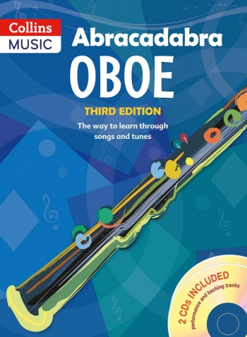 Abracadabra Oboe Book & 2Cds: Third Edtion (Mckean) (Collins)