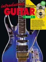 Introducing Beginner Guitar: Book 1: Book & Dvd & Cd