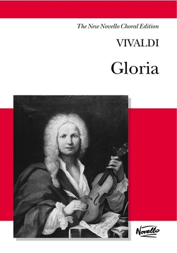 Gloria: Vocal Score: Satb (Novello)