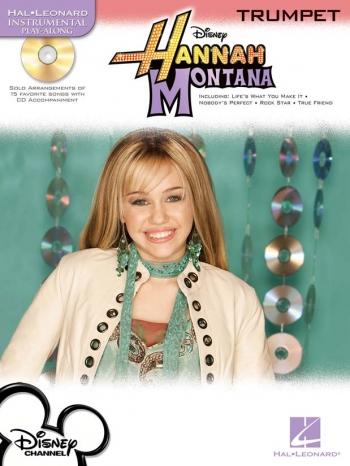 Instrumental Play-along: Hannah Montana: Trumpet: Bk&cd