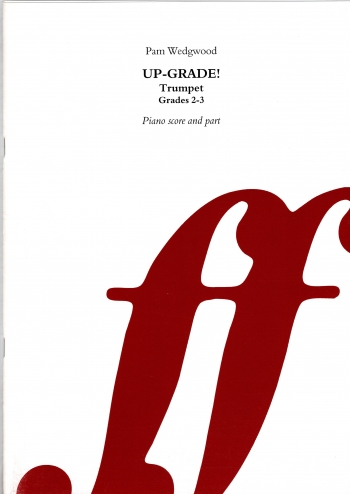 Up-Grade 2-3: Trumpet  (Archive Copy) (Wedgwood)