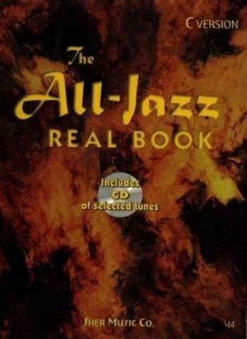 All Jazz Real Book: C Edition: Book & CD