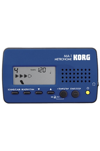 Korg MA-1 Solo Metronome Blue/ Black