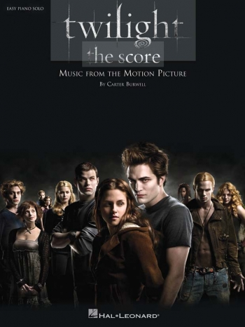 Twilight: Music From The Motion Picture: Easy Piano