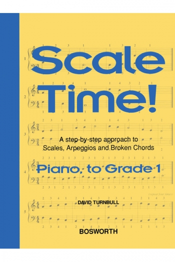 Scale Time: Grade 1 (Turnball)