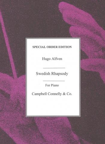 Swedish Rhapsody  (Archive Copy): Piano