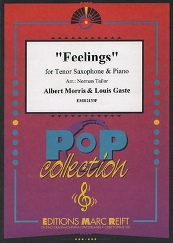 Feelings: Tenor Saxophone
