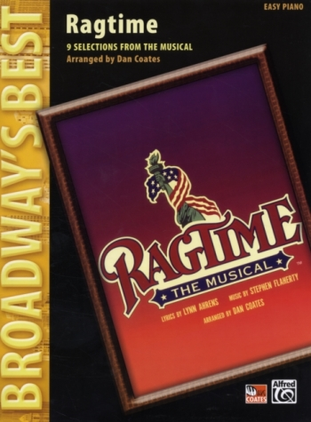 Broadways Best: Ragtime: Easy Piano: Album