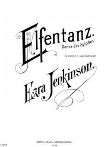 Elfentanz: Violin and Piano